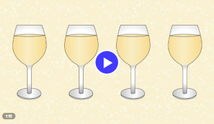 News & Press | White Wine Emoji