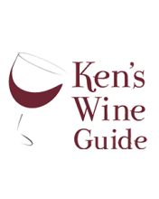 Ken's Wine Guide Logo